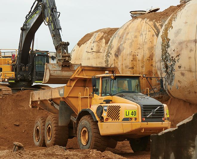 Liberty Industrial Remediation, Demolition